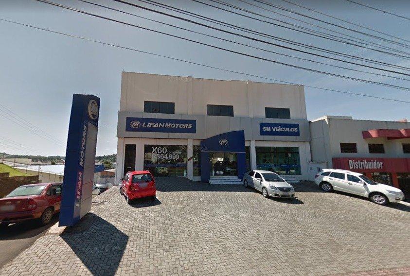 Sala Comercial - Lider
